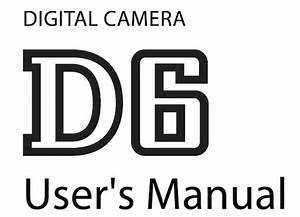 Download Nikon D6 User Manual Guide