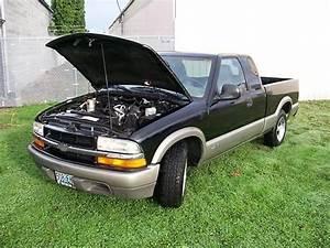Find Used 1998 Chevrolet S10 Extended Cab 3 Door Pickup V6