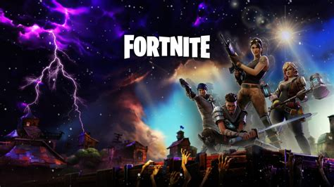 wallpapers computer fortnite   wallpaper hd