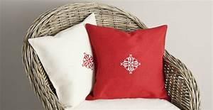 Cuscini rossi: morbida passione Dalani e ora Westwing
