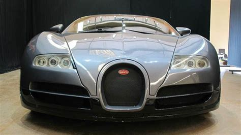 A bugatti veyron costs over $2 million, not exactly in the price range for the majority of people on this planet. This Cheap Bugatti Veyron Is Exactly What You'll Need To Impress Idiots
