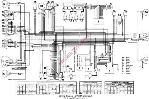 1995 honda goldwing wiring diagram honda goldwing