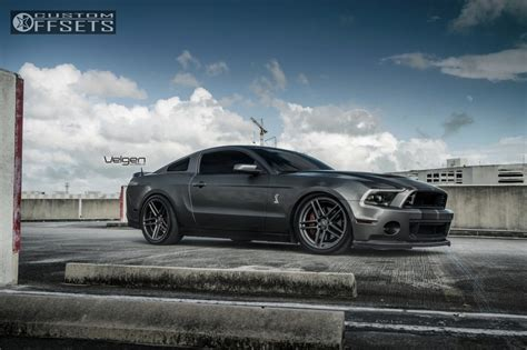 2012 ford mustang parts 2012 ford mustang velgen split5 ford racing performance