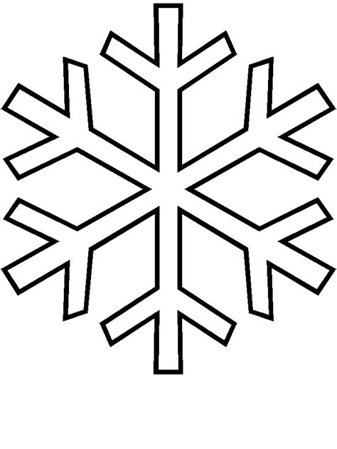 snowflake winter coloring pages coloring page book