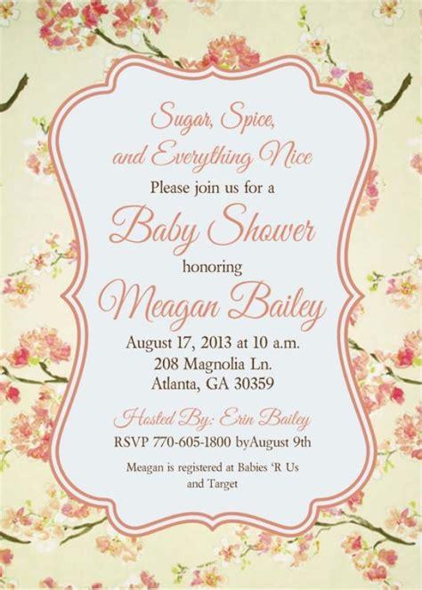 shabby chic invitations shabby chic girls baby or bridal shower birthday tea party wedding digital diy invitation pink