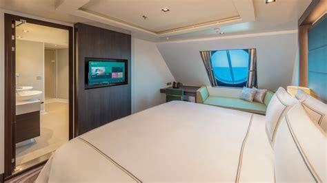 genting dream cabins  suites cruisemapper