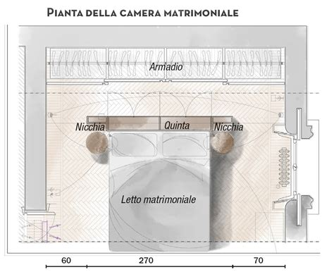 Piantina Da Letto by 110 Mq Con Una Parete In Vetro Per Dividere Soggiorno E