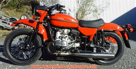 Ural Ct Image by Ural Ct 171 Royal Enfield Pays Basque