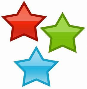 Small Stars Clipart - ClipArt Best