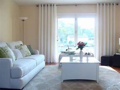 Living Windows Curtain Grommet Modern