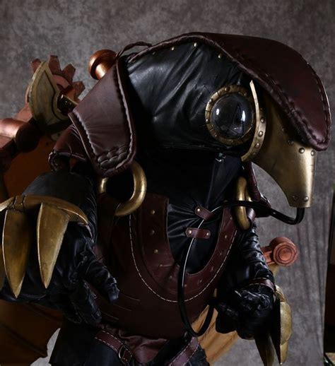 Songbird Cosplay Bioshock Infinite By Theblackknight63 On