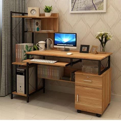 250332 modern minimalist desk desktop computer desk