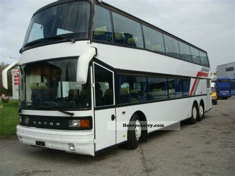 Setra S 228 Dt 1988 Bus Double Decker Photo And Specs