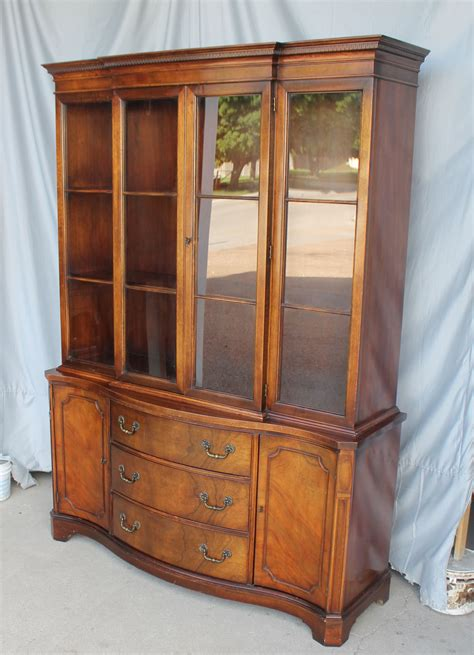Breakfront China Cabinet Definition by Bargain S Antiques 187 Archive Mahogany Breakfront