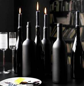 trend spotting matte in modern home decor With best brand of paint for kitchen cabinets with wine bottles candle holders