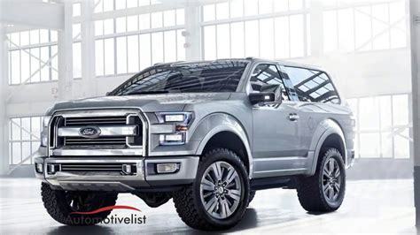 2020 ford bronco 2020 ford bronco facelift thecarsspy