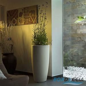 Blumentopf 70 Cm : pflanzentopf gr n pflanzk bel blumentopf rund kunststoff italy h70 33cm ebay ~ Whattoseeinmadrid.com Haus und Dekorationen