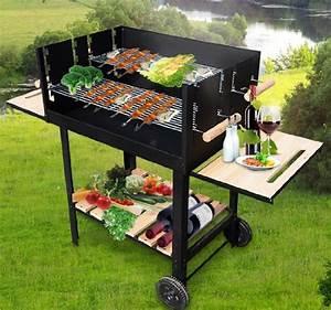 Barbecue De Jardin : titre produit prix meilleur prix ~ Premium-room.com Idées de Décoration