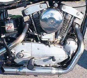 Harley Davidson Sportster 1959