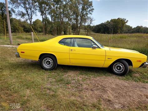 Classic Dodge Dart by Classic 1976 Dodge Dart For Sale 10351 Dyler
