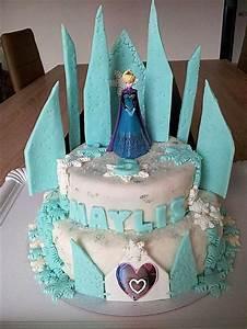 Joyeux Anniversaire Reine Des Neiges : recette de g teau d 39 anniversaire le ch teau de la reine ~ Melissatoandfro.com Idées de Décoration
