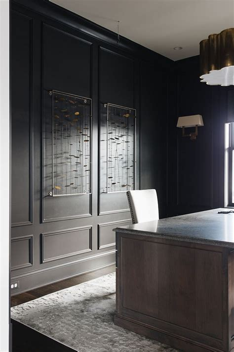 iron mountain  benjamin moore charcoal black paint color