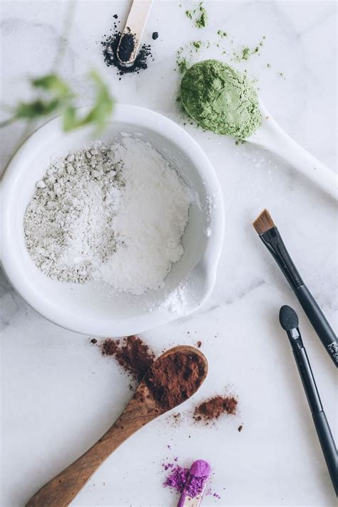 simple mineral eyeshadow recipe cosmetica natural