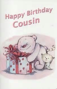 Happy Birthday Female Cousin