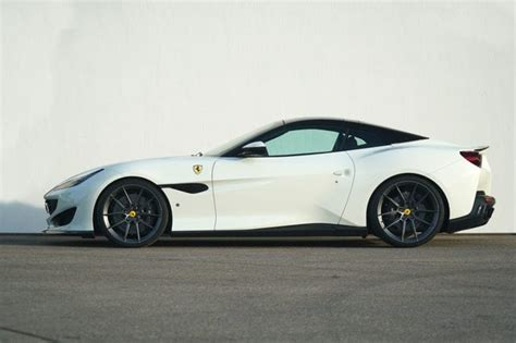 ferrari portofino receives tasteful upgrades  novitec