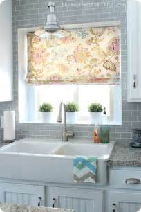 kitchen sink curtains home garden design