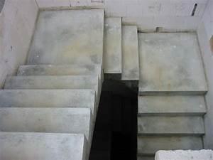Halbgewendelte Treppe Mit Podest : stuwe betontreppe treppen rohbau ~ Markanthonyermac.com Haus und Dekorationen