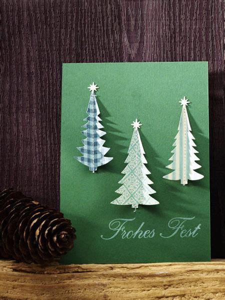 ideen weihnachtskarten basteln 5 kreative ideen weihnachtskarten selber basteln