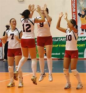 File:U.S. Womens Volleyball team CISM 2007 up.jpg