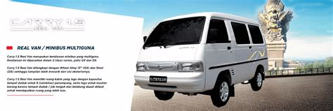 Suzuki Carry 1 5 Real Photo by Carry 1 5 Real Suzuki Bali Official Website Of Pt