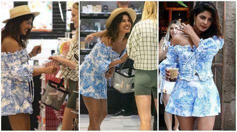 Priyanka Chopra and Sophie Turner Go Out On A Shopping ...