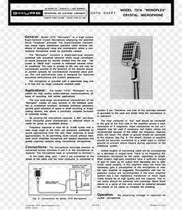 Shure Sm58 Wiring Diagram