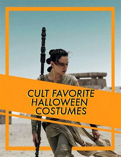 Costumes Halloween Cult Favorite
