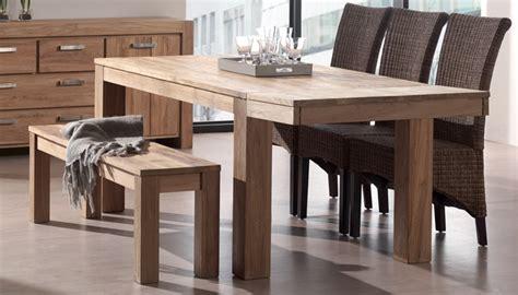 table de cuisine en bois massif table de cuisine avec banc photo 3 12 proposer une