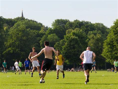 Englischer Garten München Fussball bolzpl 228 tze in m 252 nchen das offizielle stadtportal muenchen de
