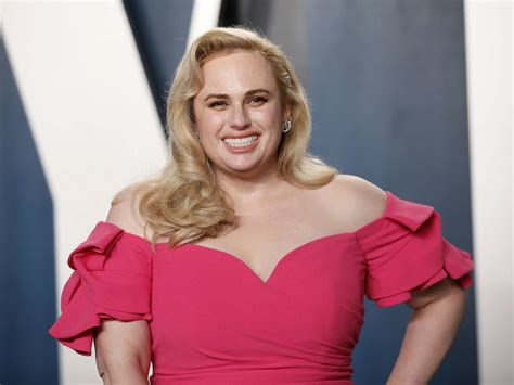 Así ha logrado Rebel Wilson su peso ideal: de Jono Castano ...