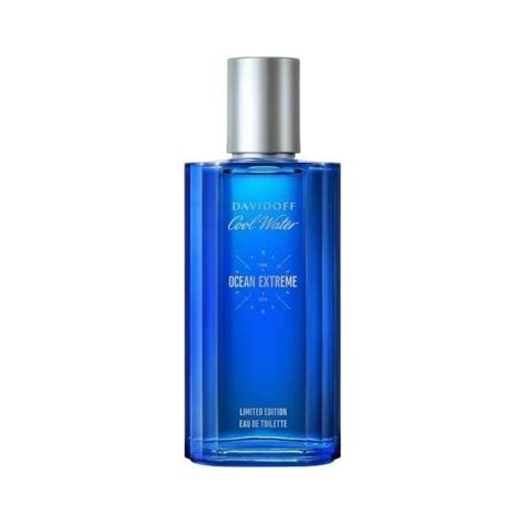 davidoff cool water eau de toilette limited edition 75ml spray new from