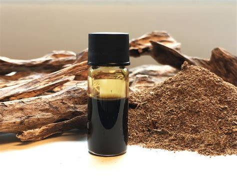 oudh fragrance oil