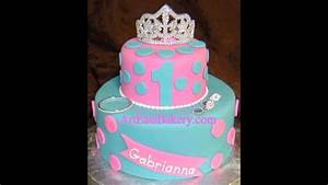 Birthday Party cake ideas for girls - YouTube
