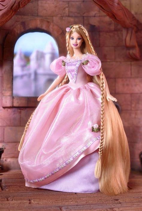 Best 25+ Rapunzel Barbie Ideas On Pinterest Collector