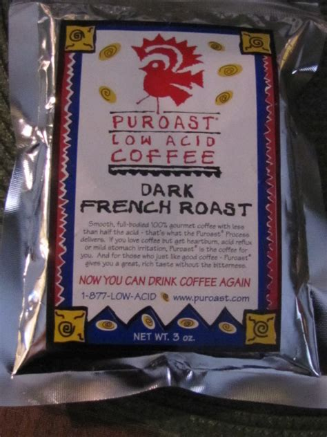 Order food online at puroast coffee, miami with tripadvisor: Tall Tales from a Small Town: Review: Puroast Low Acid Coffee