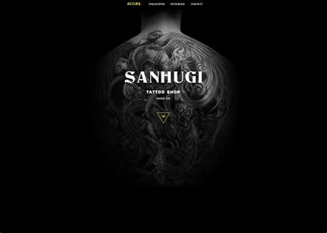 Sanhugi Tatouage  Awwwards Nominee