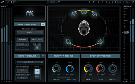 Everything else outside of the web (games, downloaded movies, sacd's and blu rays) that were encoded for 5.1 mixed just fine. Nx by Waves - Virtual Mix Room Plugin VST VST3 Audio Unit AAX RTAS