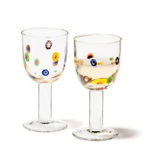 leonardo gläser bunt leonardo wei 223 weingl 228 ser leidenschaft in glas archzine net