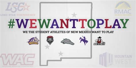 New Mexico college athletes ask Governor for more ...