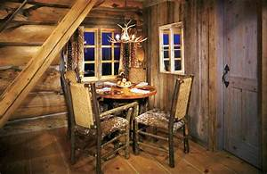 Rustic interior decor rustic cabin interior design rustic for Rustic cabin interior wall ideas